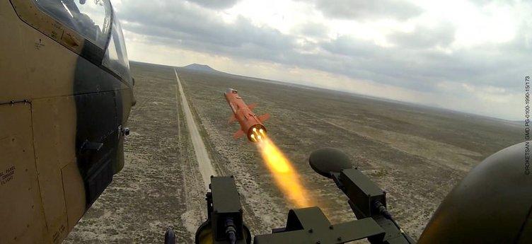 Milli helikopter ATAK'a milli füze geliyor!