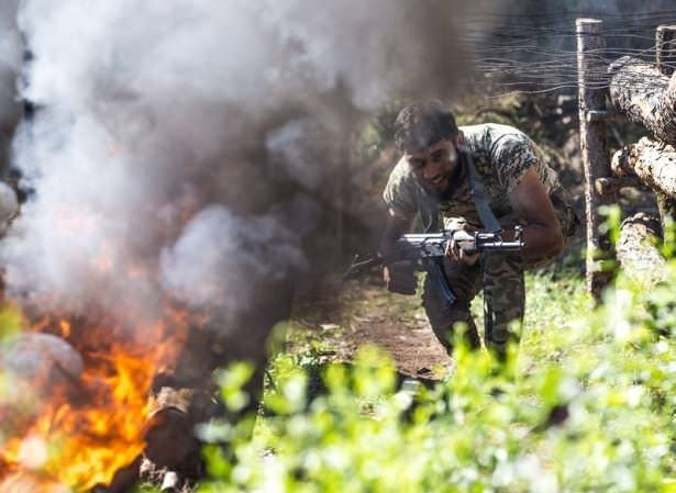 Türkmenler'den Esed ve Rus, saldırılarına karşı özel tim