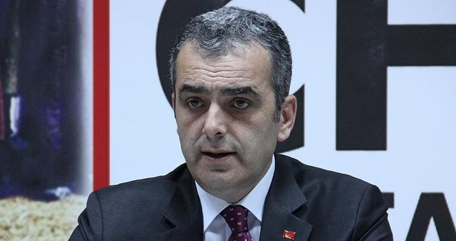 CHP Antalya İl Başkanı görevinden istifa etti