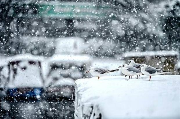 Karda vücut ısınıza dikkat