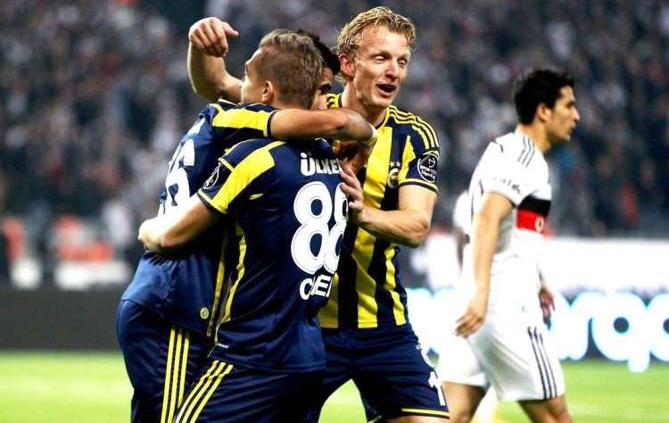 Beşiktaş - Fenerbahçe derbisi sosyal medyayı salladı