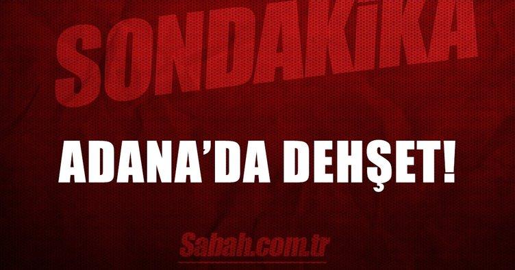 Adana'da vahşet