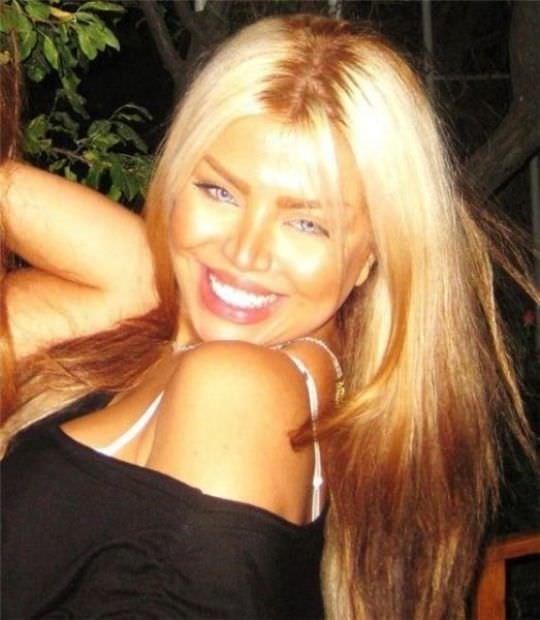 Facebook'un İranlı güzelleri