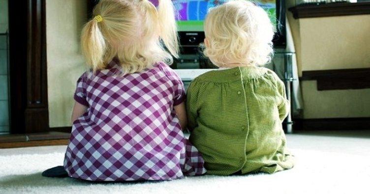 Günde 2 saat televizyon izleyen çocuklarda…