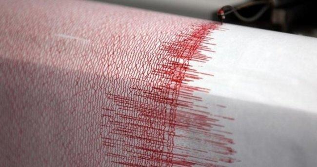 Ege Denizi'nde 8 dakika arayla 2 deprem