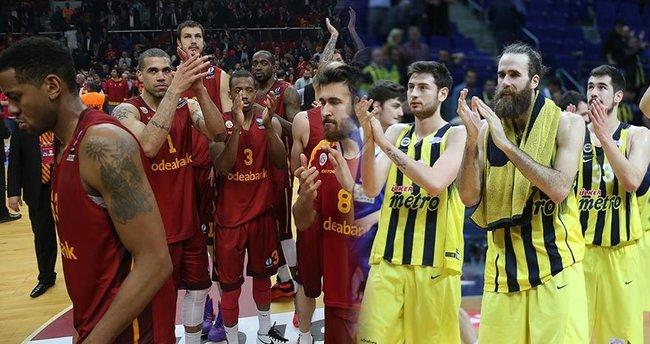 THY Avrupa Ligi'nde Türk derbisi!