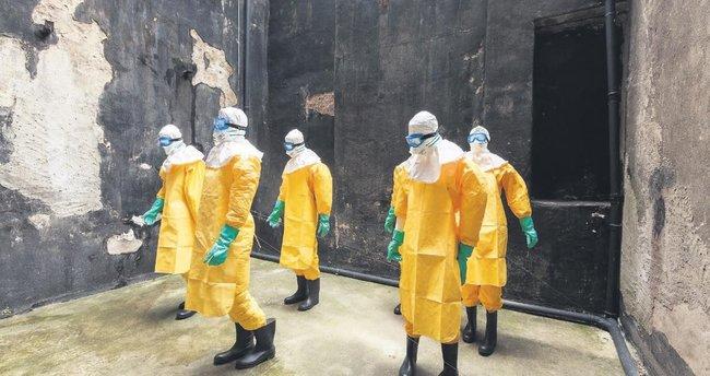 Cam Adam'dan kaçarken Ebola'ya yakalandık