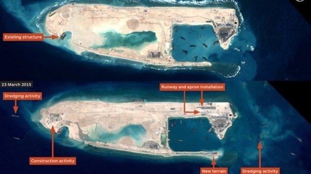 Çin'in gizli projesi ortaya çıktı