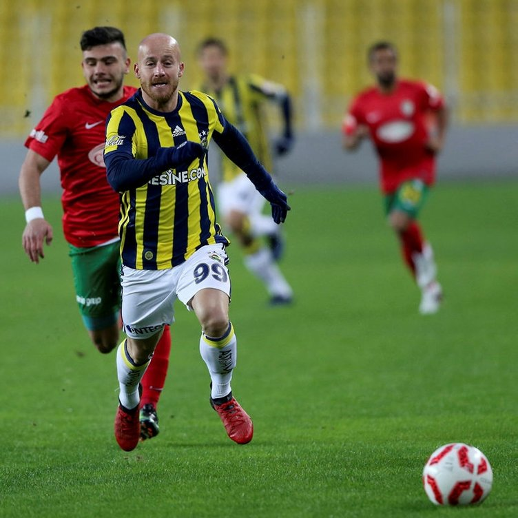 Stoch Fenerbahçe'den ayrılıyor