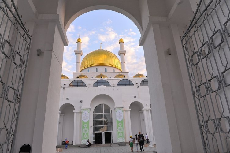 Kazakistan'da İftar
