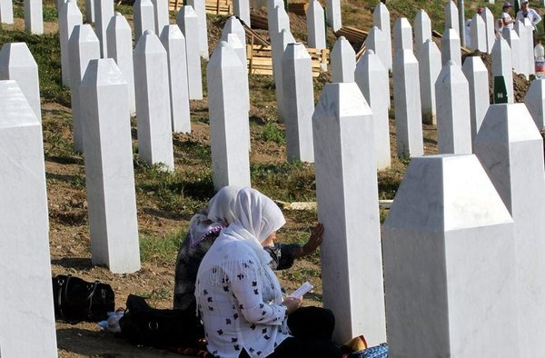 Srebrenitsa soykırımının 17. yıl dönümü
