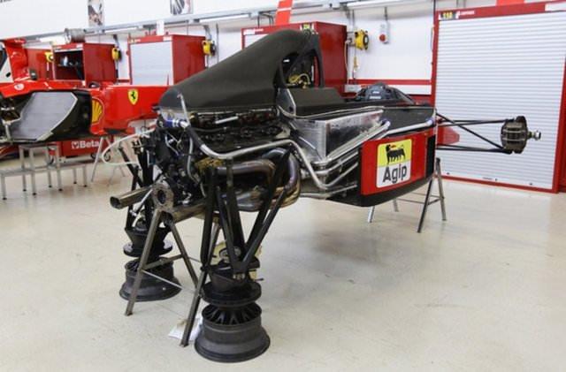 Ferrari işte böyle yapılıyor