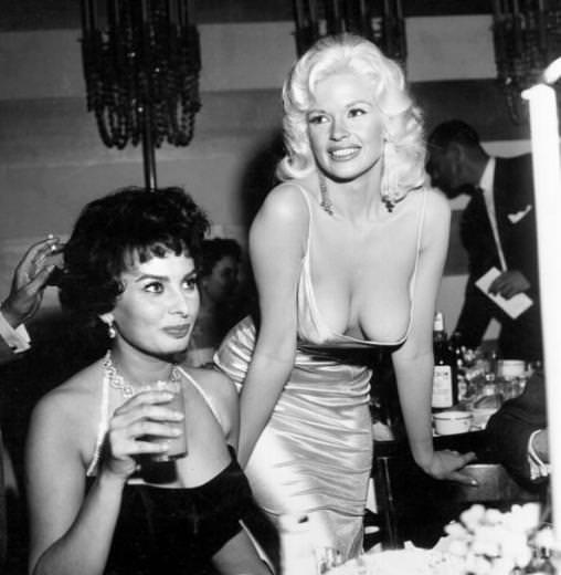 Sophia Loren o fotoğrafı anlattı