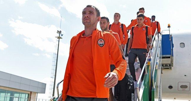 Konyaspor, Shakhtar'ı Mevlana ile karşıladı