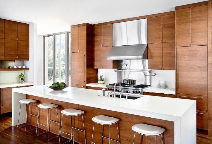 Her kadının ilgisini çeken mutfak modelleri
