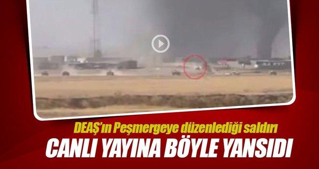 DEAŞ'ın Peşmergeye düzenlediği intihar saldırısı!