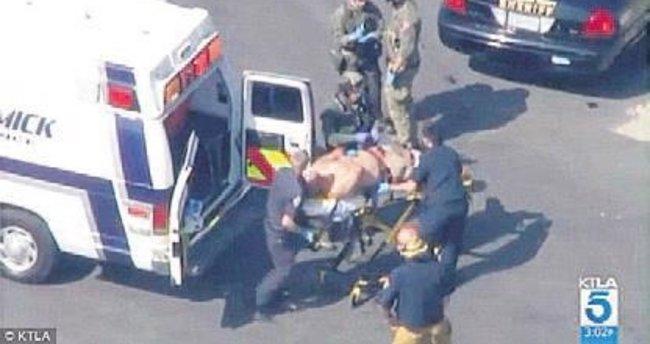 Kerr'in evinde silahlı hırsız dehşeti
