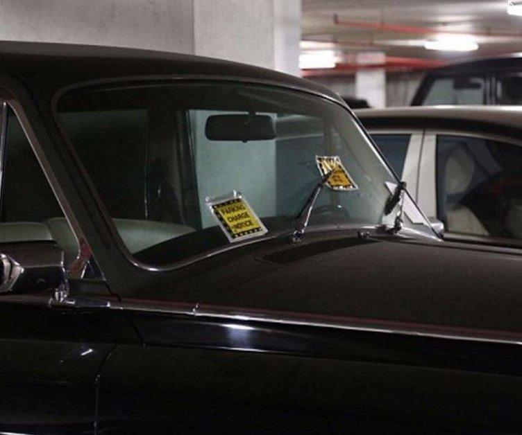 Eğer aracınızı burada unutursanız...