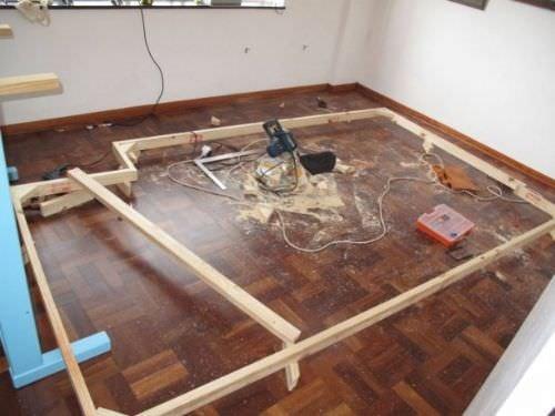 Evinin odasını öyle bir hale getirdi ki!