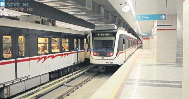 İzmir'e metro müjdesi