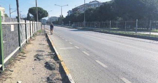 Otobüsün çarptığı genç kadın öldü