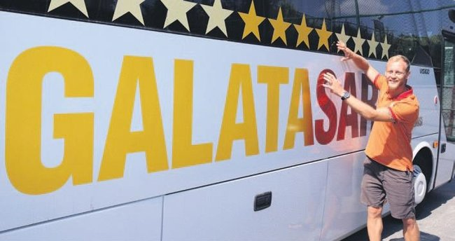 Vodafone Arena ne ki!