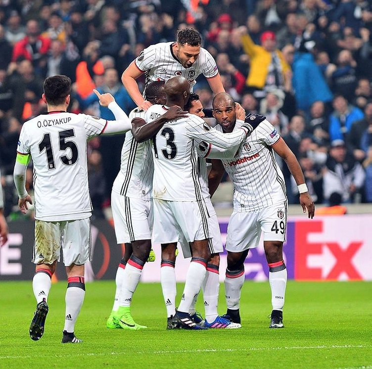 UEFA açıkladı: Beşiktaş ile Ajax...