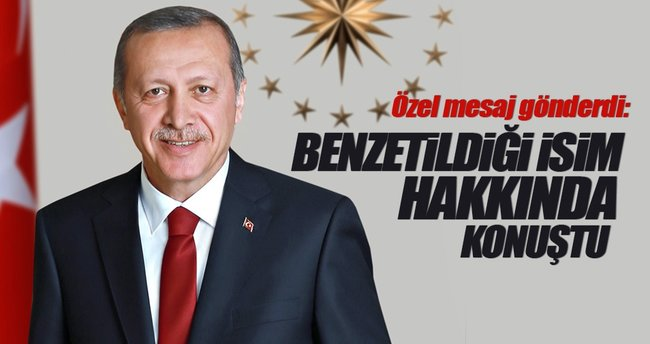 Cumhurbaşkanı Erdoğan'dan Sultan Abdülhamid mesajı