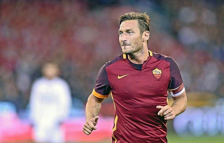 Antalyaspor'dan Totti için resmi teklif