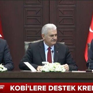 Başbakan Yıldırım Nefes Kredisi lansmanında konuştu