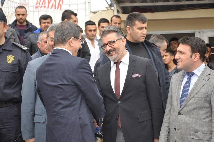 Başbakan Davutoğlu Şırnak'ta