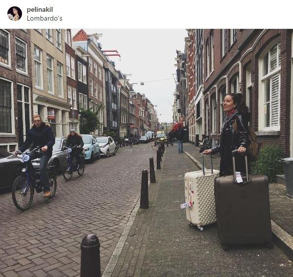 Ünlülerin Instagram paylaşımları (21.04.2017)