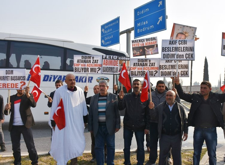 CHP liderinin kardeşinden 'FETÖ'yle mücadele yürüyüşü'