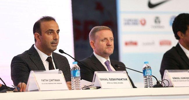 Vodafone 38. İstanbul Maratonu'nun basın toplantısı yapıldı