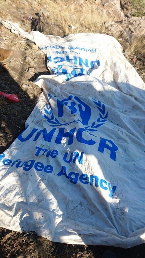 Birleşmiş Milletler'in çuvalında PKK mühimmatı bulundu