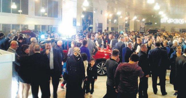 Peugeot SUV 3008, dünyayla aynı anda Ankara'da tanıtıld
