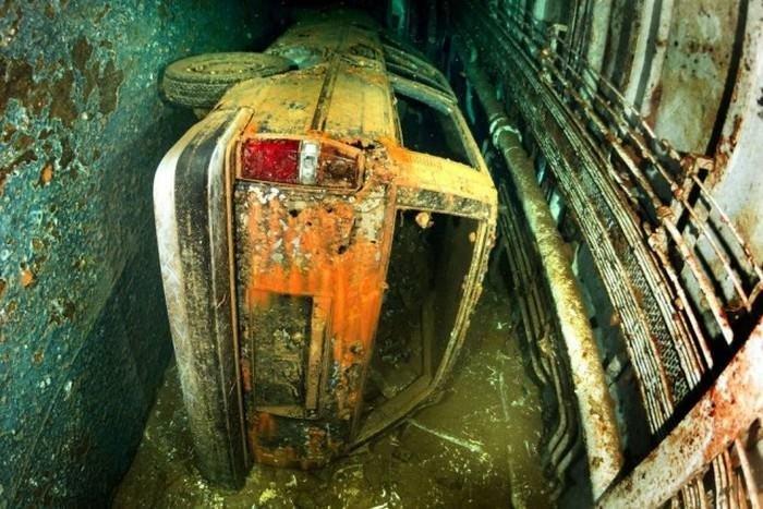Tıpkı Titanik gibi...
