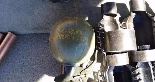 PKK'ya Özel Kuvvetler silahı vermişler!