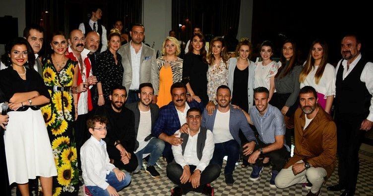 Selda-Mehmet Topal çiftinden anlamlı iftar