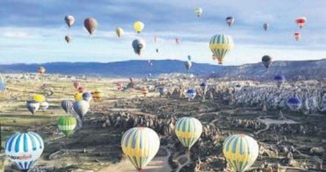 Dorak, Marriott'u Kapadokya'ya getirdi