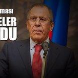 Lavrov'dan Halep açıklaması