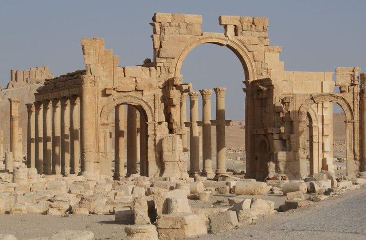 Artık bu antik şehri bir daha göremeyecek!