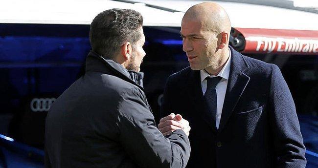 Zidane ve Simeone'den FIFA'ya tepki