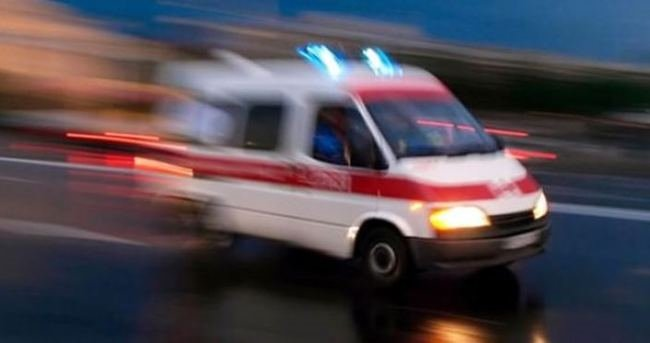 Zonguldak'ta trafik kazası: 1 ölü, 14 yaralı