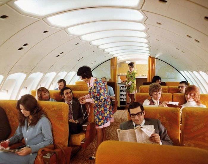 Eskiden uçaklar böyleydi