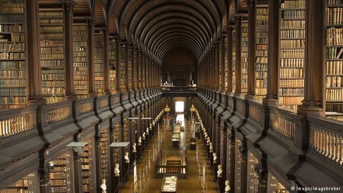 Dünyanın en güzel kütüphaneleri