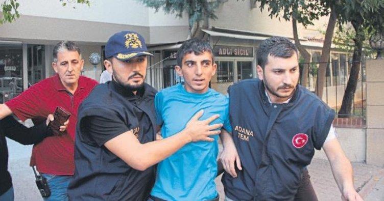 Polisleri şehit eden PKK'lara ağır ceza