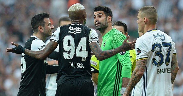 Talisca ve Volkan Demirel ifadeye çağrıldı!