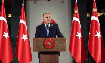 Erdoğan'dan KKK açıklaması