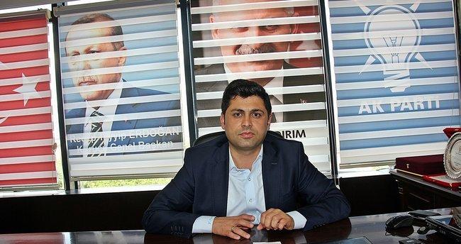 AK Parti İl Başkanı Seven'den teröre tepki